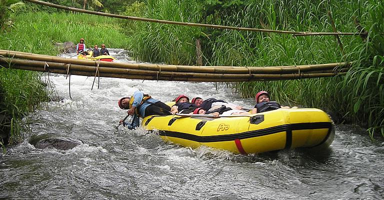telaga bali rafting