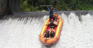 telaga rafting