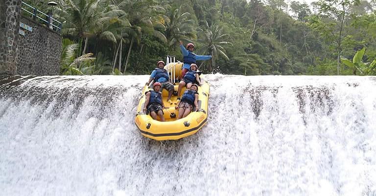 telagawaja river rafting