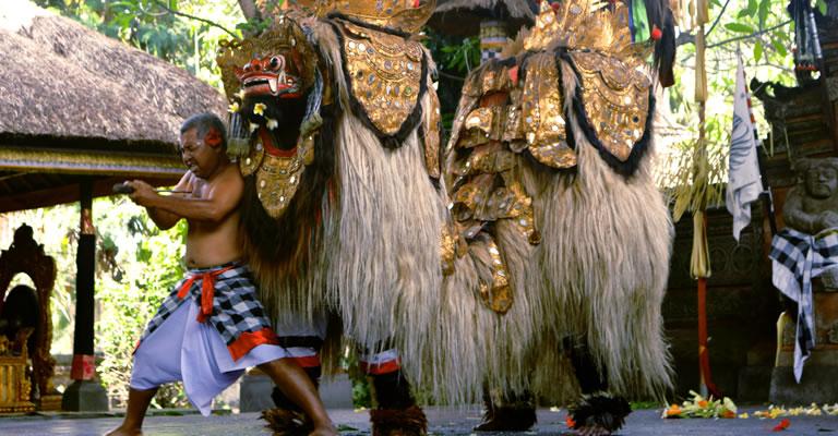 Batubulan Barong Dance