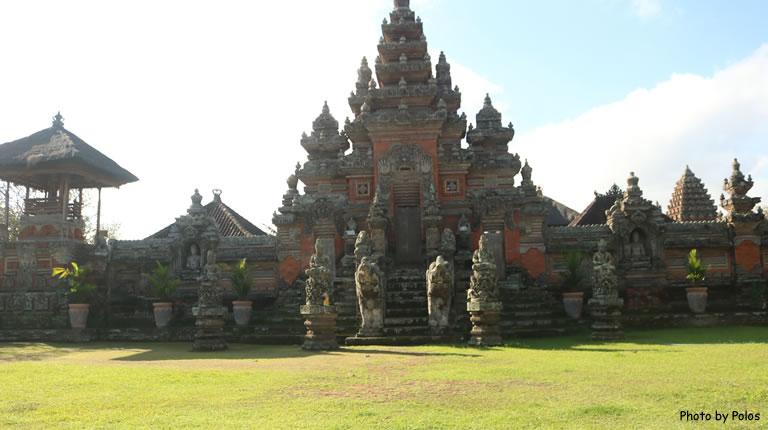 Batubulan Puseh Temple