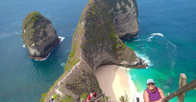Kelingking Beach Nusa Penida