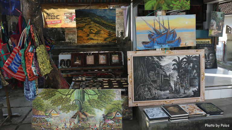 Painting Stall